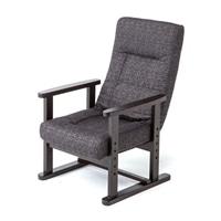 レバー式高座椅子 組立不要【別送品】