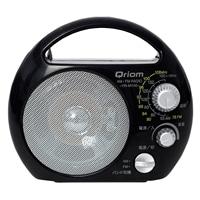 山善 野外ラジオ YR-M100(B)