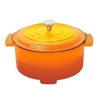 YAMAZEN グリル鍋 YGC−800(D)