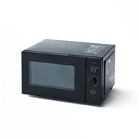 山善 フラット電子レンジ YRL-F180(B)【別送品・要注文コメント】