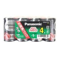 パナソニック ネオ黒単1−4Pお買得R20PNB/4VSW