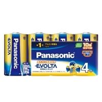 パナソニック エボルタ乾電池 単1/4P