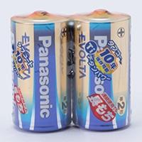 パナソニック エボルタ乾電池 単2/2P