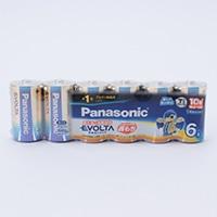 パナソニック エボルタ乾電池 単1/6P