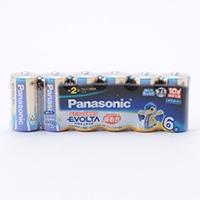 パナソニック エボルタ乾電池 単2/6P