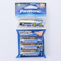 パナソニック エボルタ乾電池 単3/4B+1P
