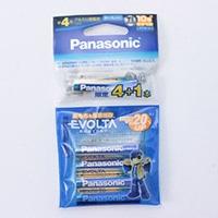 パナソニック エボルタ乾電池 単4/4B+1P