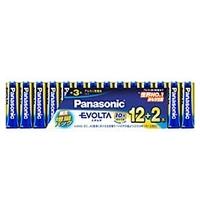 パナソニック エボルタ乾電池 単3/12+2P