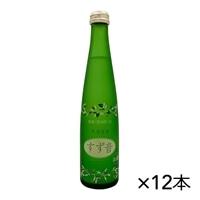 【数量限定・ネット限定】一ノ蔵 発泡純米酒すず音 300ml×12本【別送品】