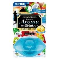 液体ブルーレットおくだけ ハワイアンアロマの香り つけ替え70ml