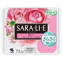 小林製薬 サラサーティ サラリエ フレンチローズの香り 72枚