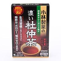 小林 濃い杜仲茶 3gx30袋