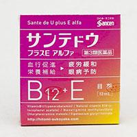 【第3類医薬品】参天 サンテドウプラスEアルファ 12ml