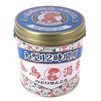 金鳥 蚊取線香 大型12時間用 40巻缶