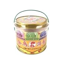 金鳥 渦巻香 30巻缶入り 3種の香り