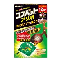 大日本除虫菊 KINCHO アリ用コンバット 12個