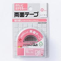 ニチバン 両面テープ ナイスタック リムカ 15mm×5m NW-R15SF