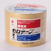 ニチバン セロテープ 15mm×35m 5個入 CT1535-5P