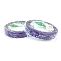 たばねらテープ 新鮮野菜 紫 20mmx100m