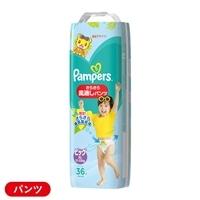 【店舗限定】P&G パンパース さらさらケア 風通しパンツ ビッグサイズ[12-22kg] スーパージャンボ 36枚