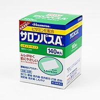 【第3類医薬品】久光製薬 サロンパスAe 140枚
