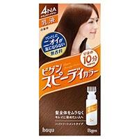 ホーユー ビゲン スピーディカラー 乳液 4NA