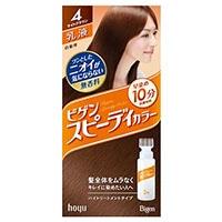 ホーユー ビゲン スピーディカラー 乳液 4