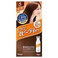 ホーユー ビゲン スピーディカラー 乳液 5