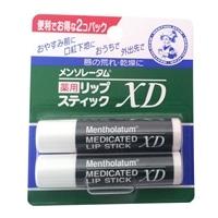 ロート製薬 メンソレータム薬用リップ XD 2個パック