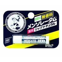 ロート製薬 メンソレータム 薬用リップナチュラル 4.5g