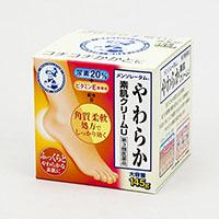 【第3類医薬品】ロート メンソレータムやわらか素肌クリームU 145g