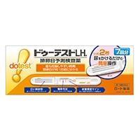 【第1類医薬品】ロート製薬 ドゥーテストLHa 7回分