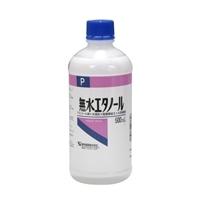 部外品 健栄製薬 無水エタノールP 500ml