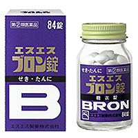 【指定2類医薬品】エスエスブロン錠 84錠 剤形【;錠剤】