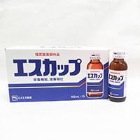 【数量限定】エスエス製薬 エスカップ 100ml×10本