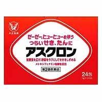【指定第2類医薬品】大正製薬 アスクロン 24包