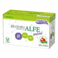 医薬部外品 大正製薬 アルフェミニ 50ML×10本