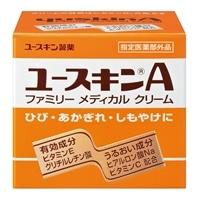 【数量限定】ユースキン製薬 ユースキンA 120g ファミリーメディカルクリーム
