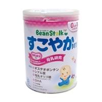 雪印ビーンスターク 乳児用粉ミルク すこやかM1 大缶 800g