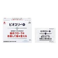 指定医薬部外品 武田 ビオスリーH 36包