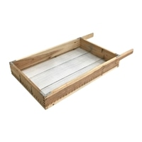木製砂フルイ 1.5分
