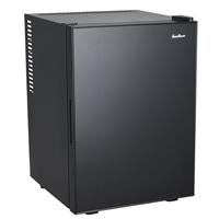 三ツ星貿易 エクセレンス 寝室用冷蔵庫 ML-40G-B 40L 【別送品】