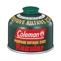 【SU】コールマン 純正LPガス燃料[Tタイプ] 230G 103A230T