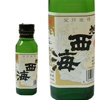 米焼酎 旭西海 100ml 【別送品】