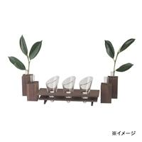 モダン神具セット ウォールナット【別送品】