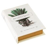 【trv・数量限定】ボタニカデポットブックボックスS GD2291GN
