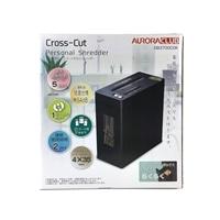 クロスカット低音電動シュレッダー ブラックDB3700CDK