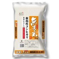 無洗米 新潟県産コシヒカリ 5�s【別送品】