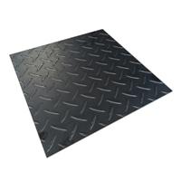 【店舗取り置き限定】縞鋼板 3.2×300×300mm