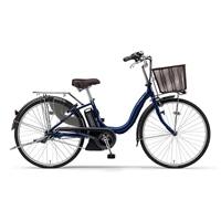 【自転車】【全国配送】《YAMAHA》電動PASナチュラM 26インチ アースブルー【別送品】